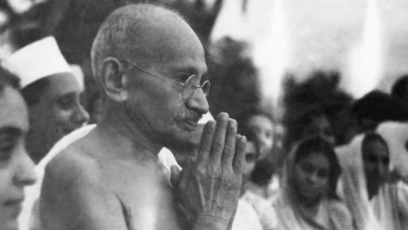 did-gandhi-gain-independence-india