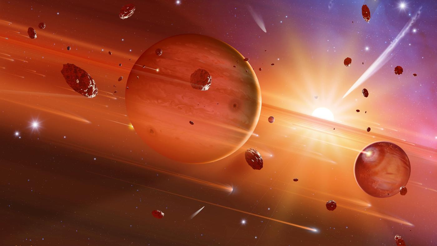 What Is an Asteroid Belt?