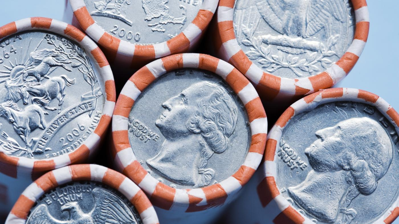 How Much Money Is in a Roll of Quarters?