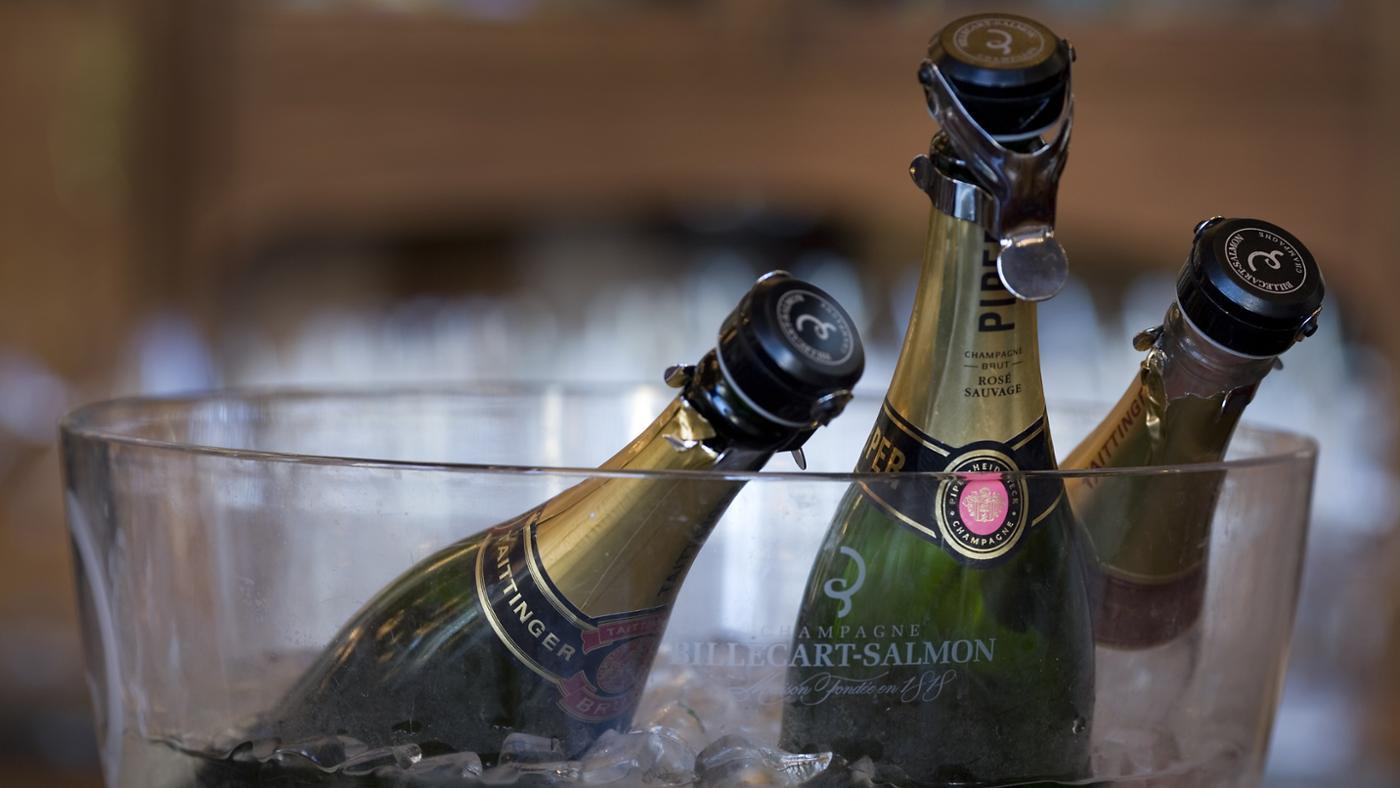 What Is the Alcohol Content of Champagne?