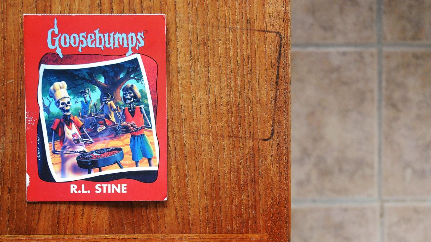 """Are Any of the Books From the """"Goosebumps"""" Series Valuable?"""