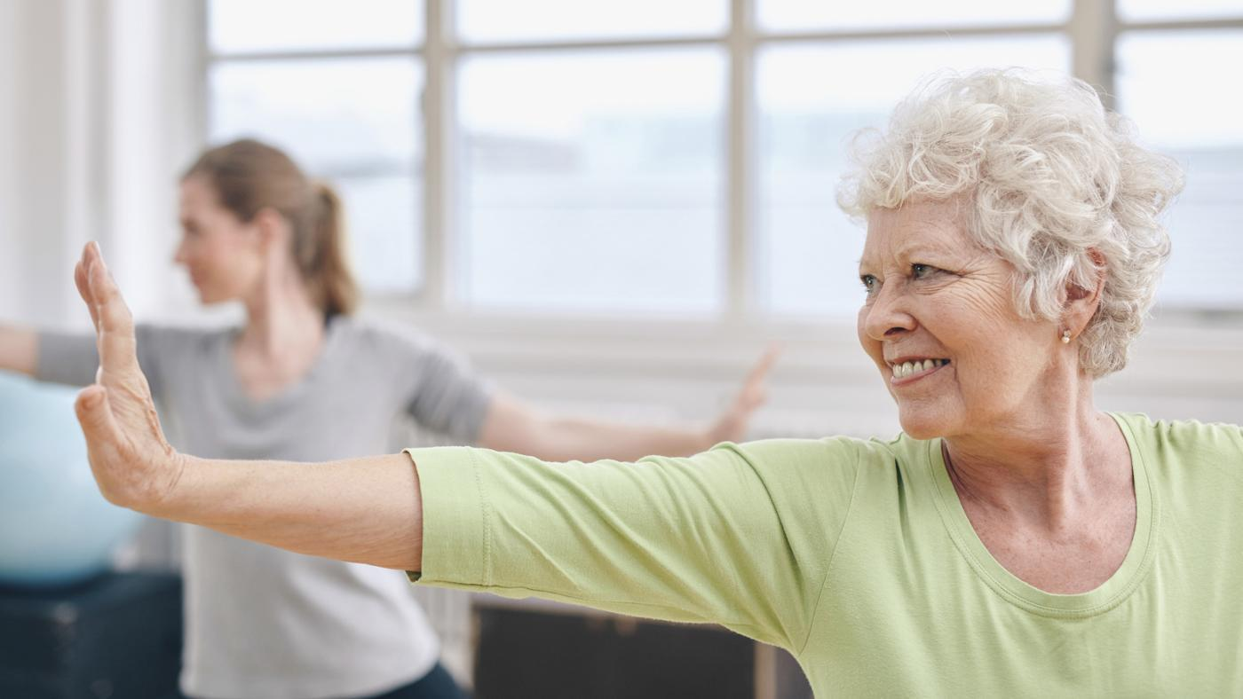 What Are Some Balance Exercises for Seniors?