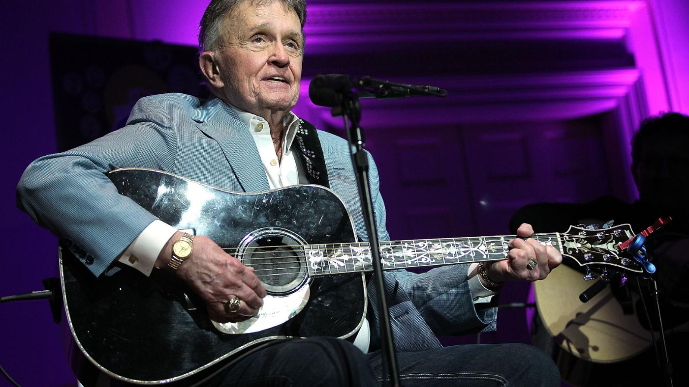 Is Bill Anderson Married?