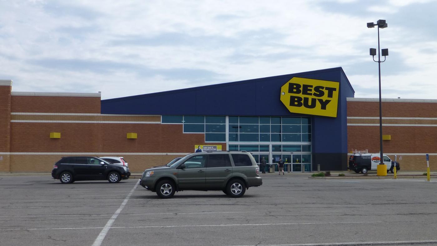 Where Is Best Buy in Ontario, Canada?