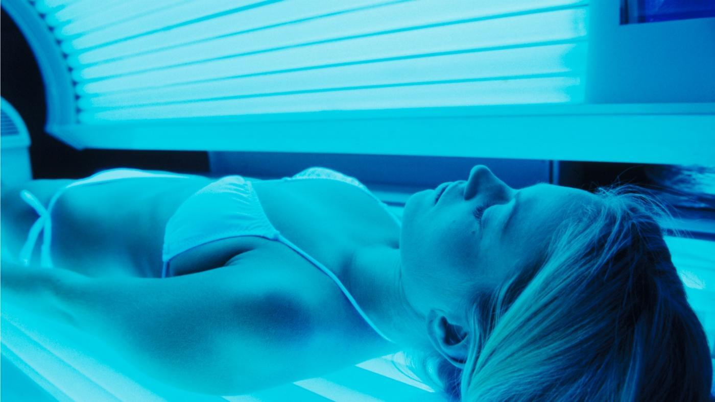Can You Have an Allergic Reaction to a Tanning Bed?