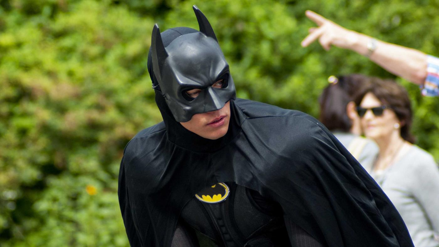 Where Can I Find a Batman Mask Template?