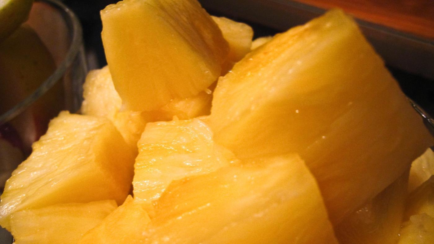 Can I Freeze Canned Pineapple?