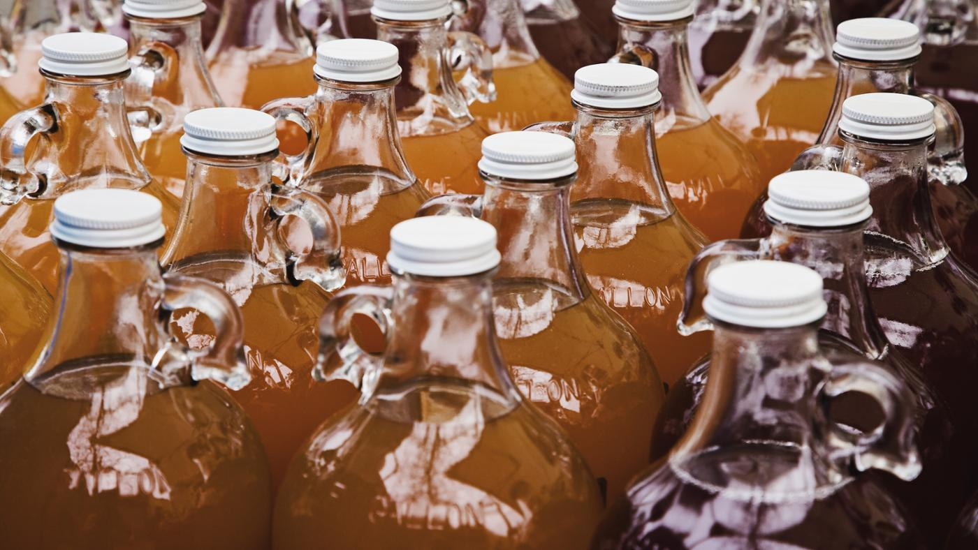 Can You Grow Plants With Apple Juice?