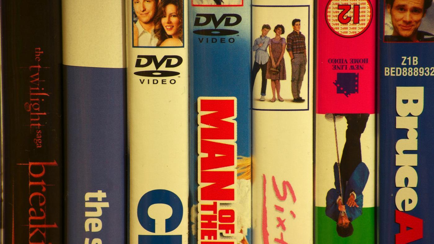 Where Can You Find Information About Upcoming DVD Releases?