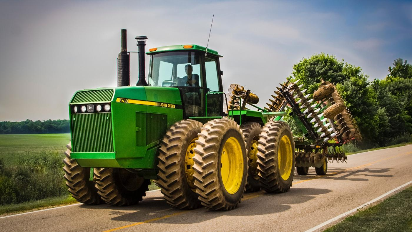 Where Can You Find the John Deere Wiring Diagram?