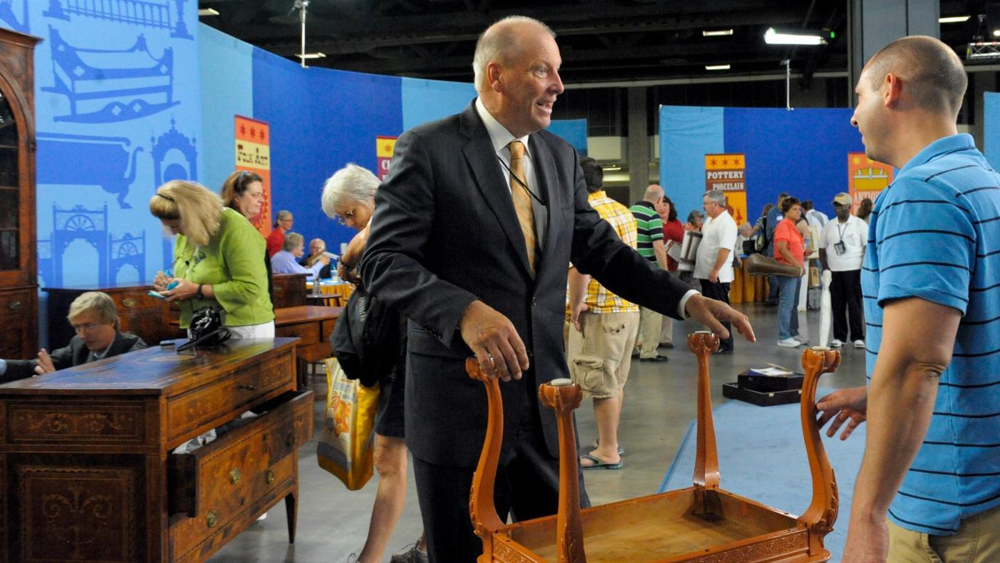 """Where Can You Find a List of Upcoming """"Antiques Roadshow"""" Locations?"""