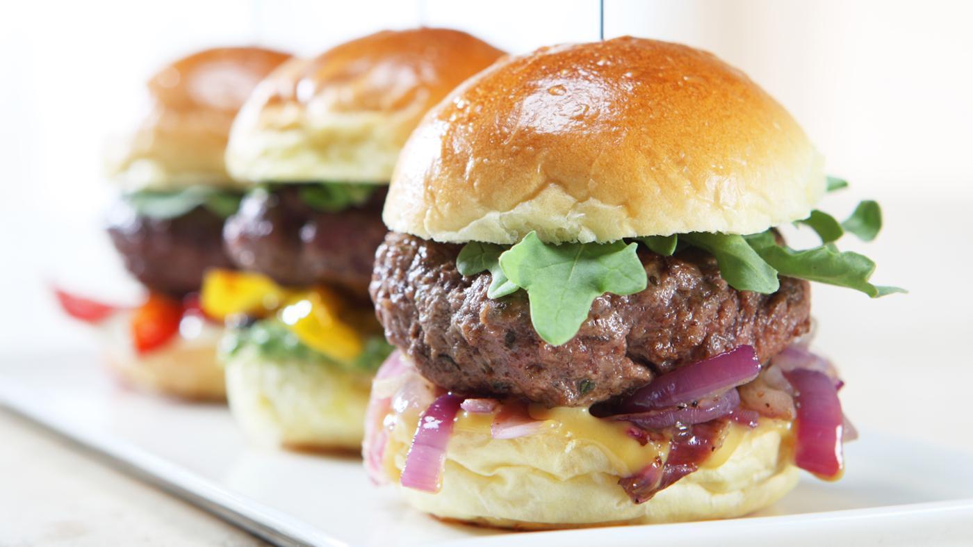 Where Can Mini Hamburger Buns Be Purchased?
