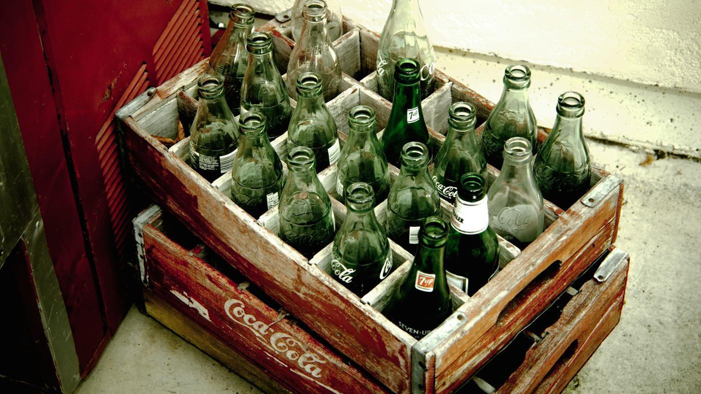 How Can I Value Old Coke Bottles?