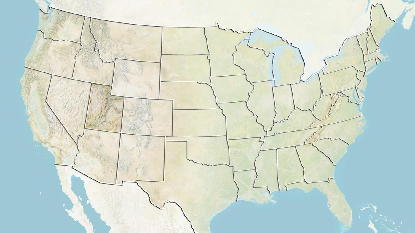 What Are the Capitals of All 50 States?