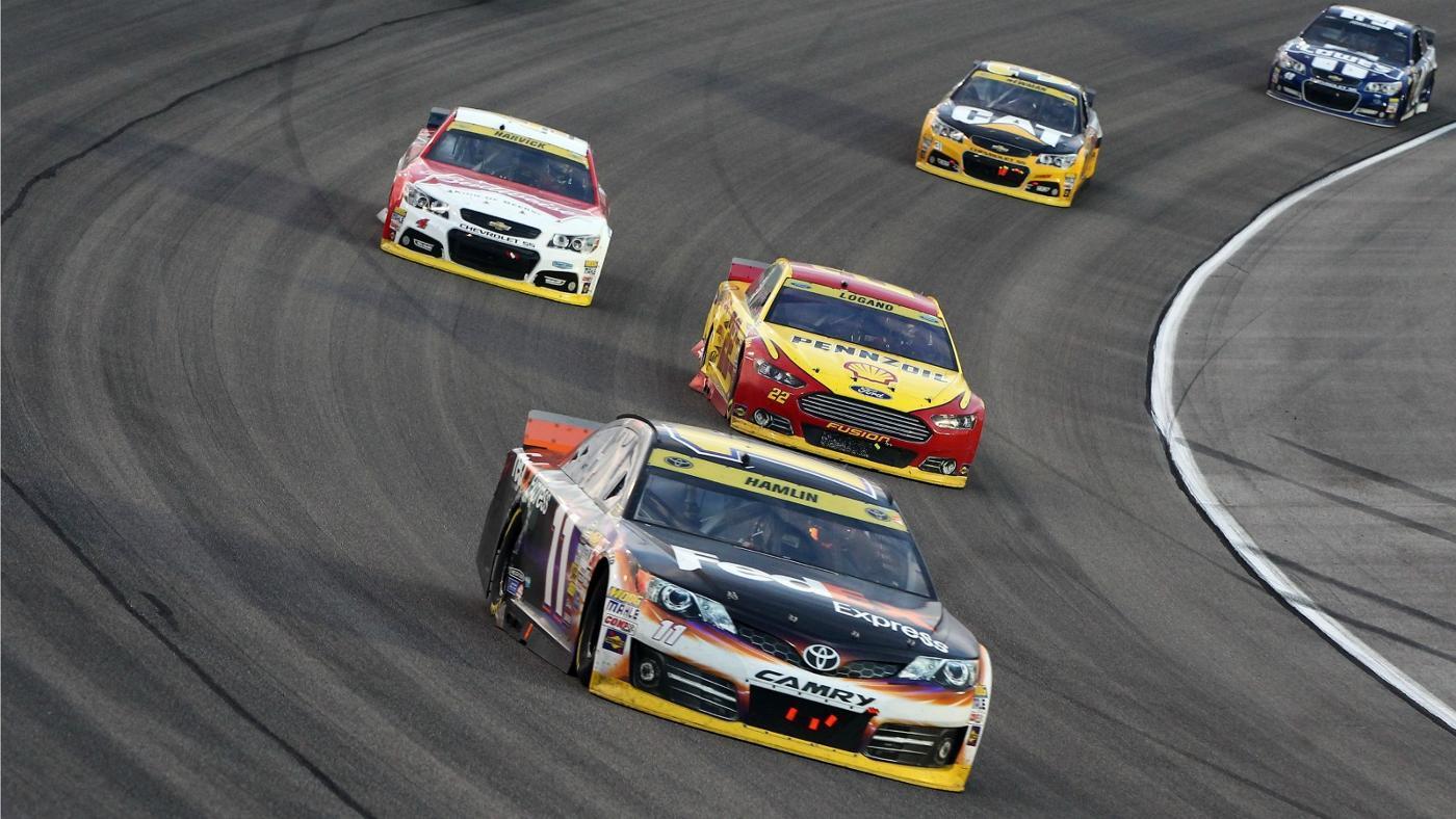 Why Do Cars in NASCAR Races Always Turn Left?