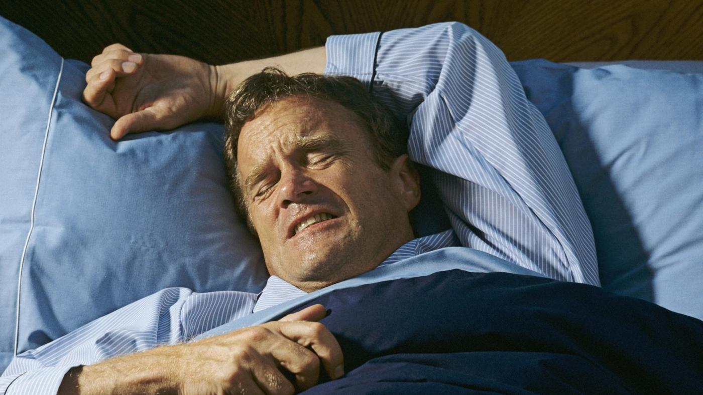 What Causes a Body to Jerk During Sleep?