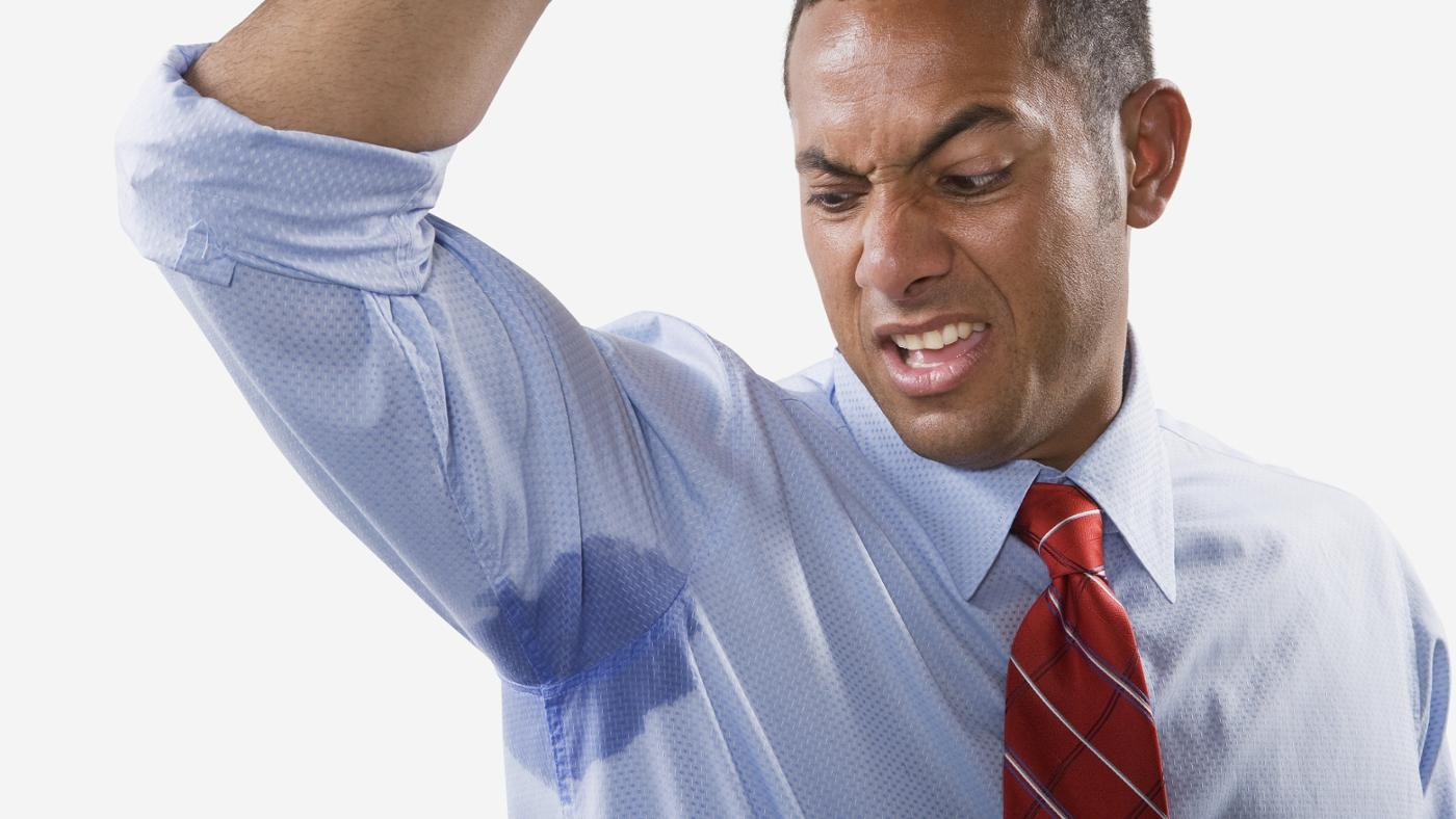 What Causes Sweating Under the Arms?