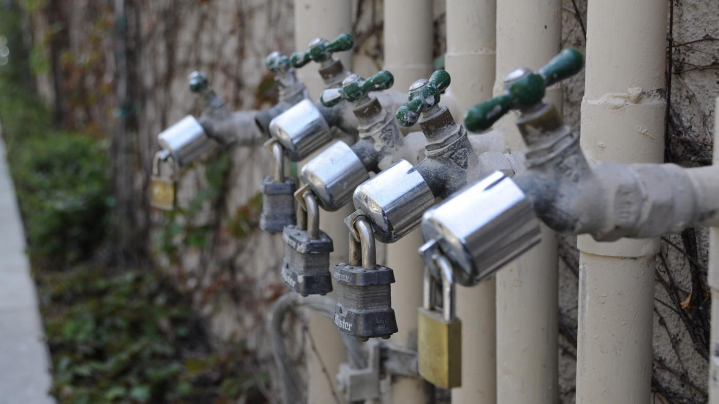 What Causes Water Shortages?