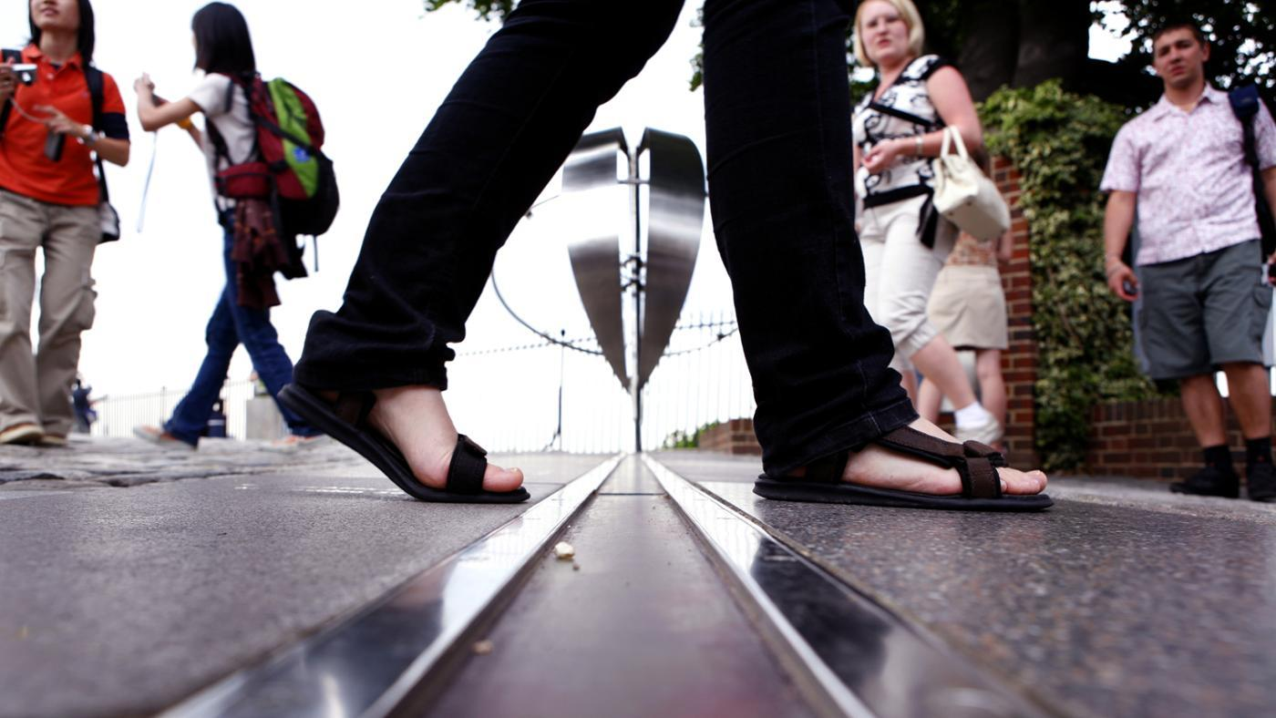 What City Does the Prime Meridian Pass Through?