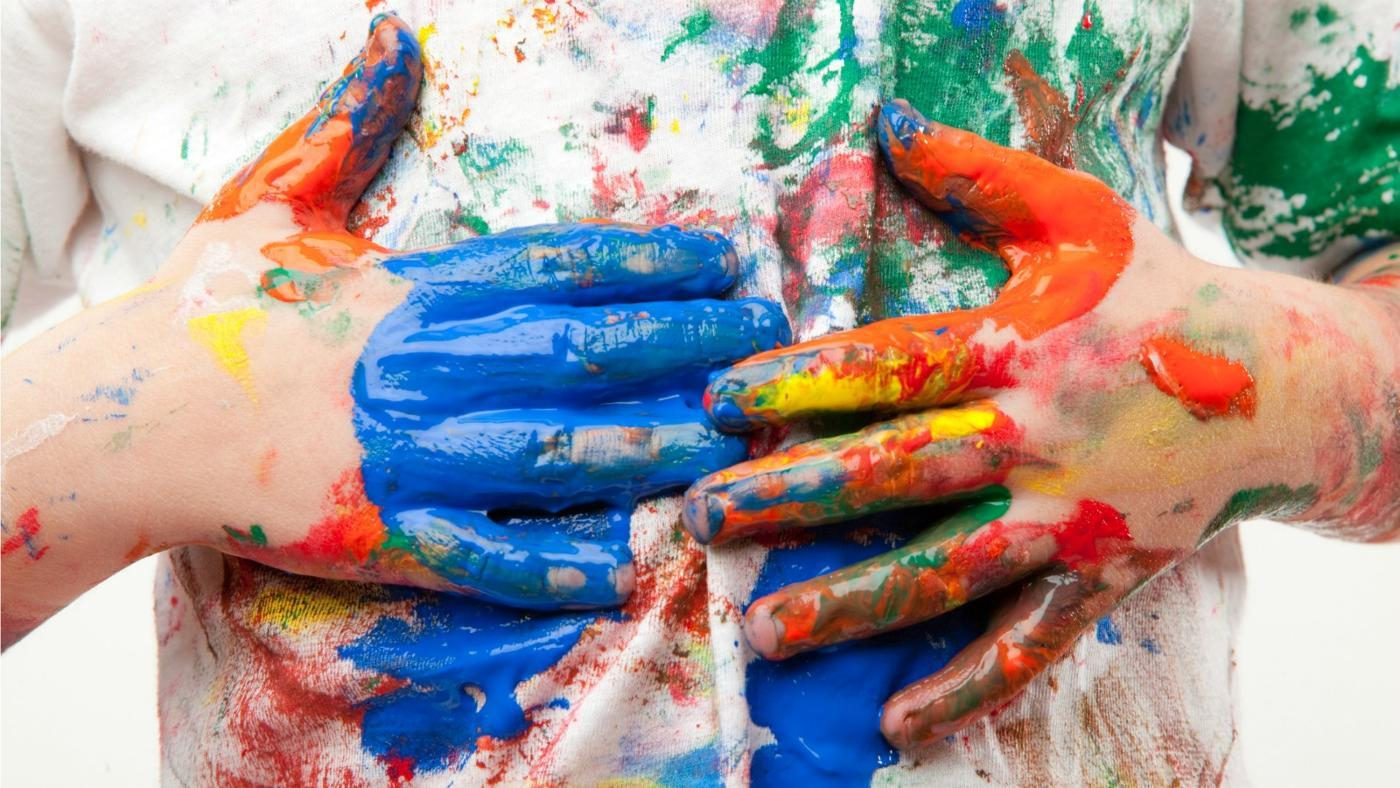How Do You Clean Paint Off of Clothing?