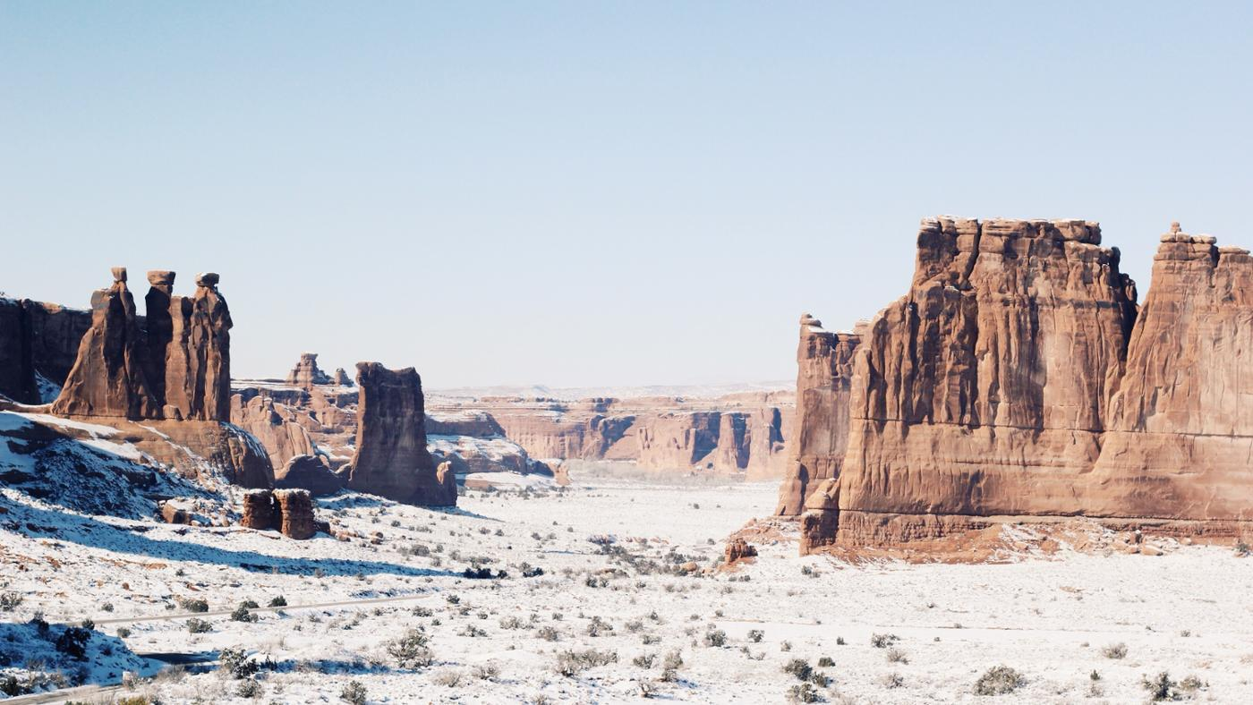 What Is the Climate Like in the World's Coldest Deserts?