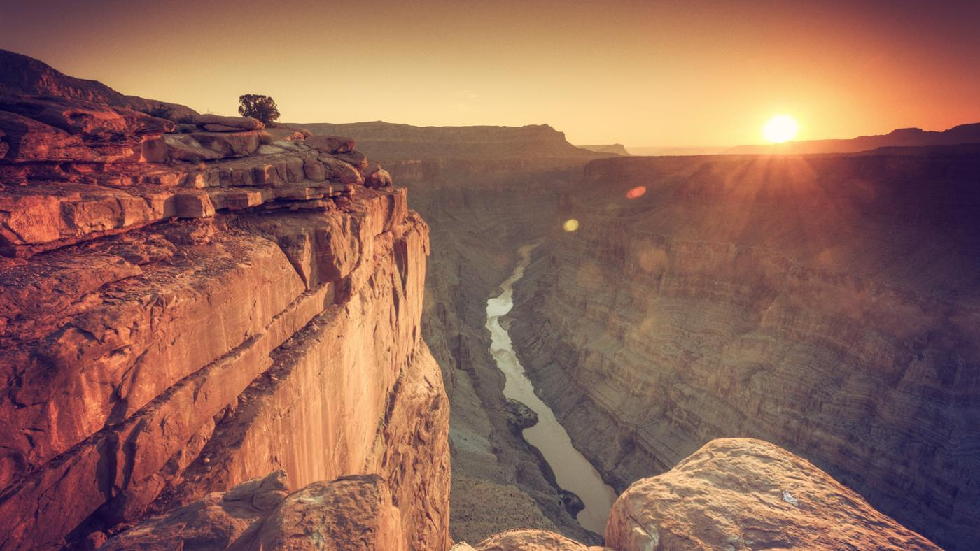 Where Does the Colorado River Start and End?