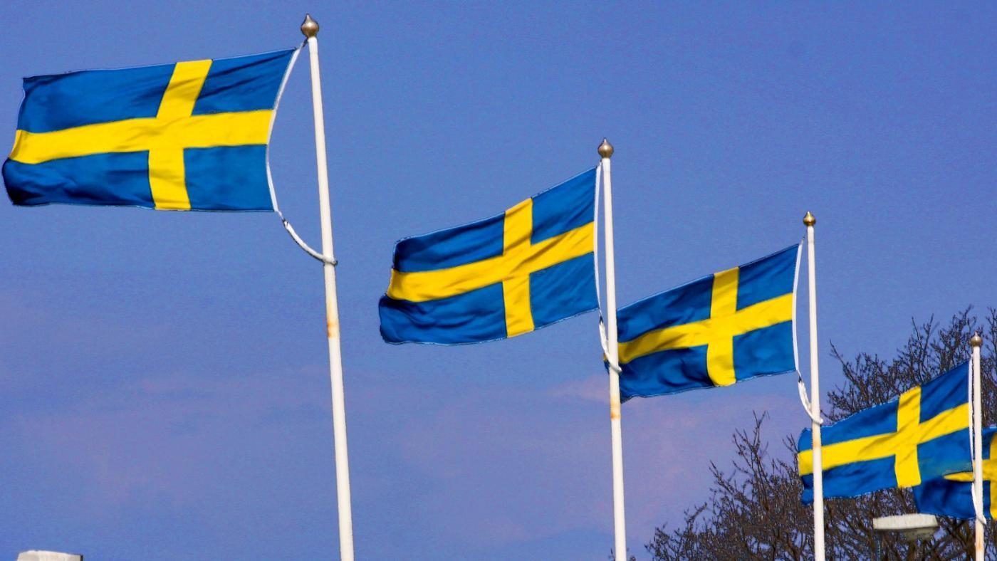 What Do the Colors on the Swedish Flag Represent?