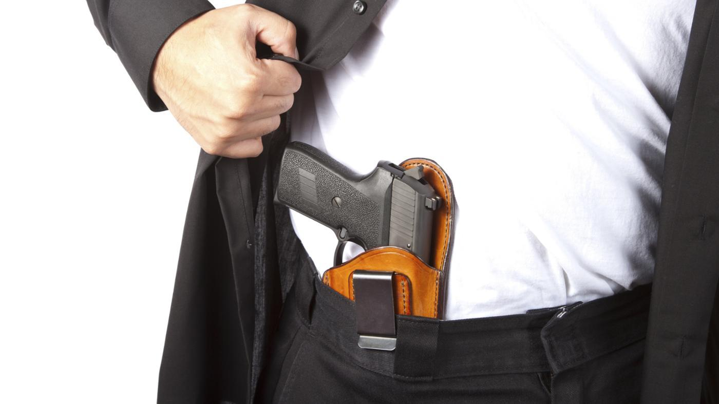 How Do the Conceal and Carry Laws Differ Between Certain States?