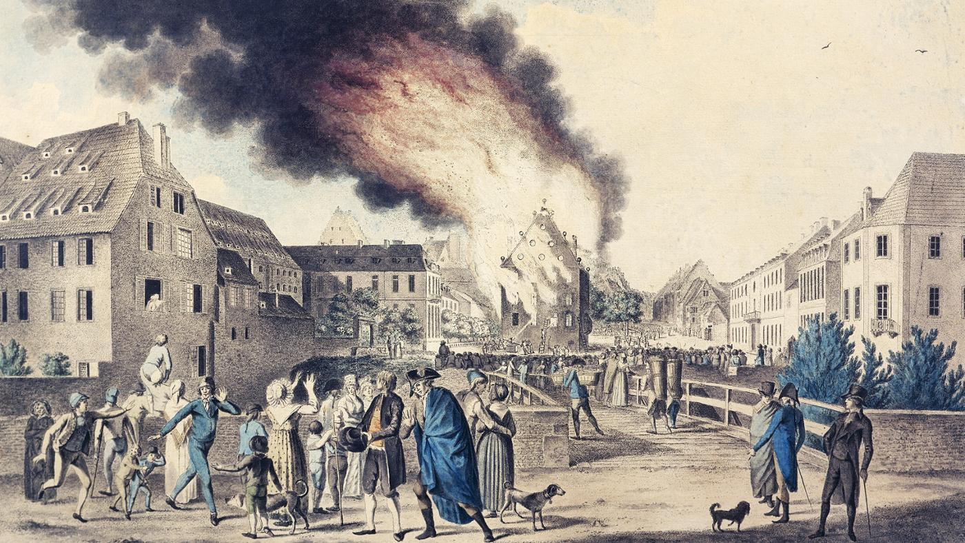 What Was the Conclusion of the French Revolution?