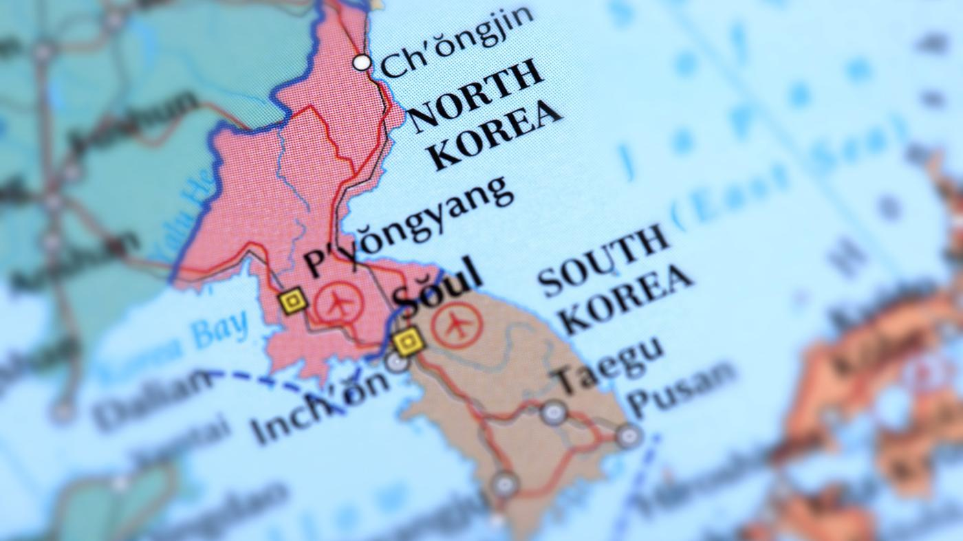 Which Country Is Bigger, North Korea or South Korea?