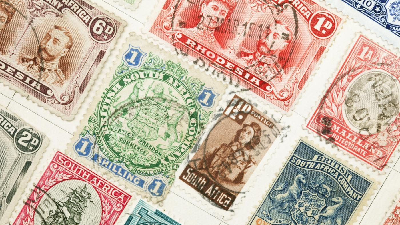 Which Country Had the First Adhesive Postage Stamp?