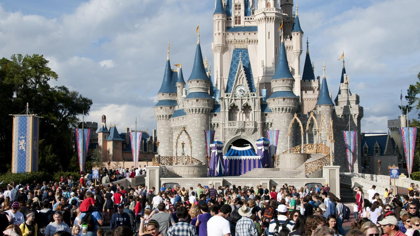 What County Is Disney World In?