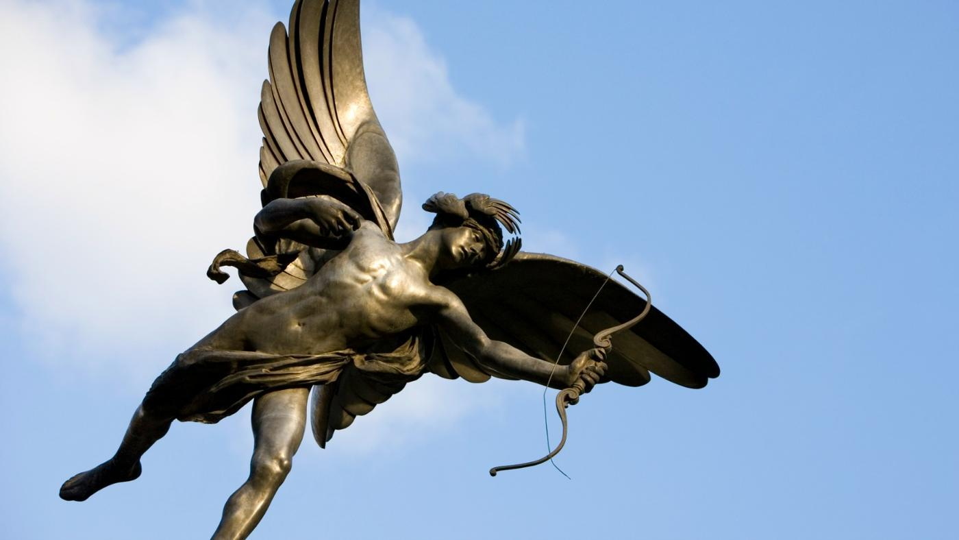 Why Does Cupid Shoot Arrows?