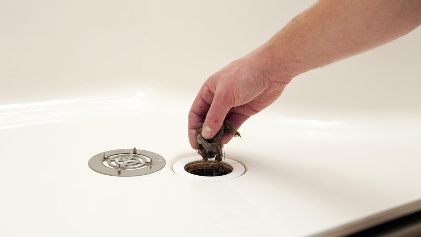 How Do You Deodorize a Smelly Shower Drain?