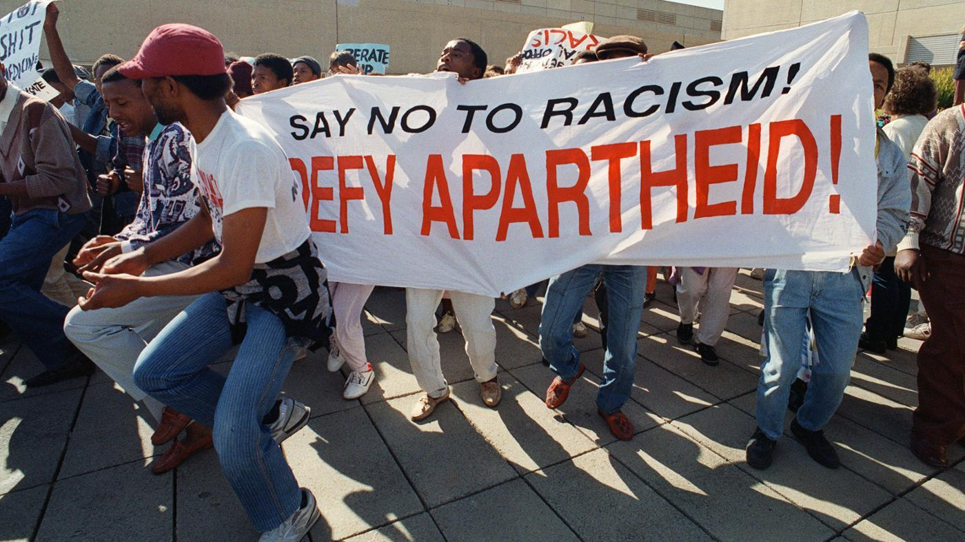 Why Did Apartheid Happen in South Africa?