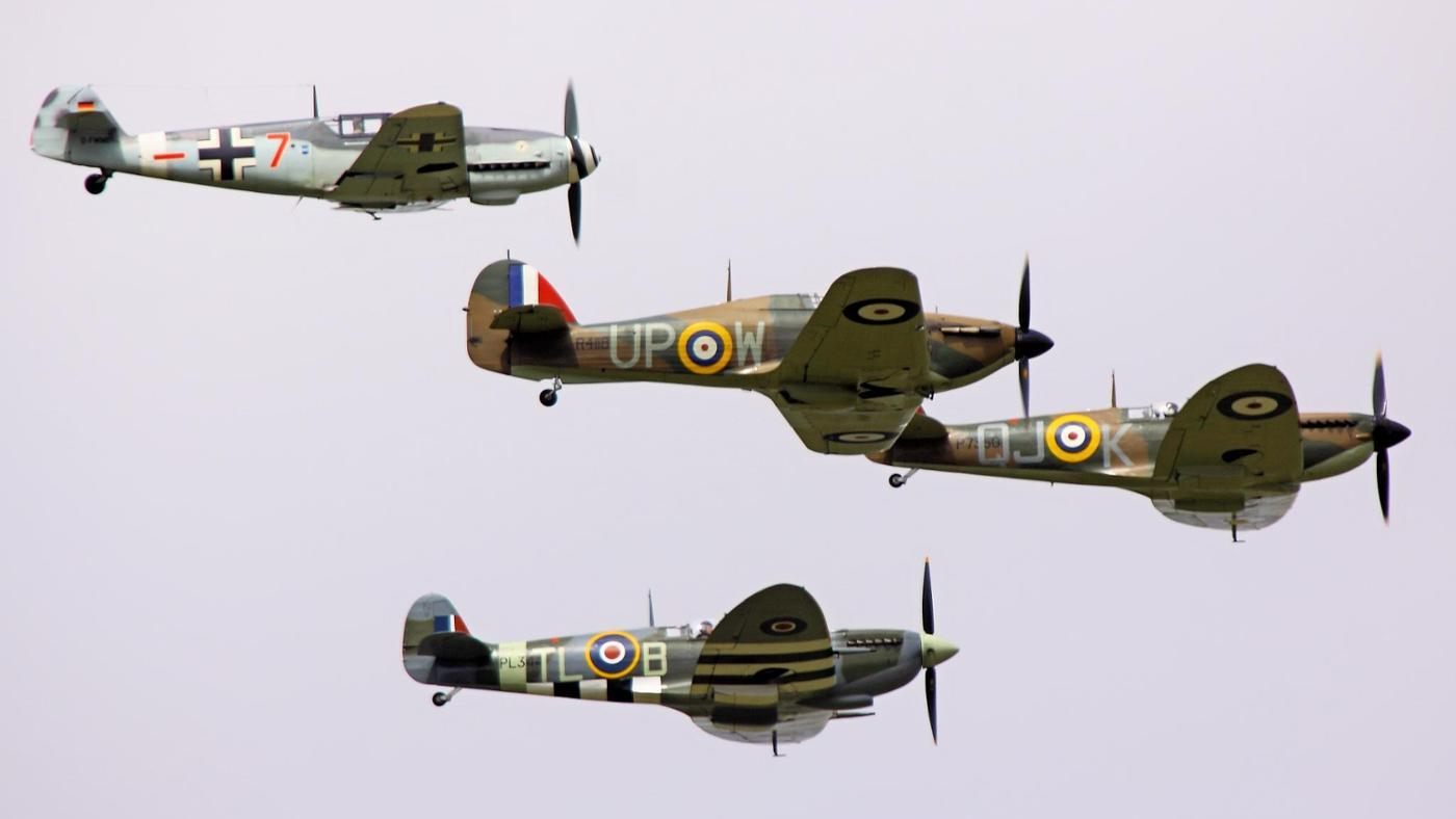 How Did Britain Win the Battle of Britain?