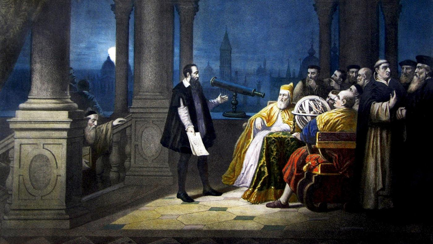 What Did Galileo Galilei Invent?