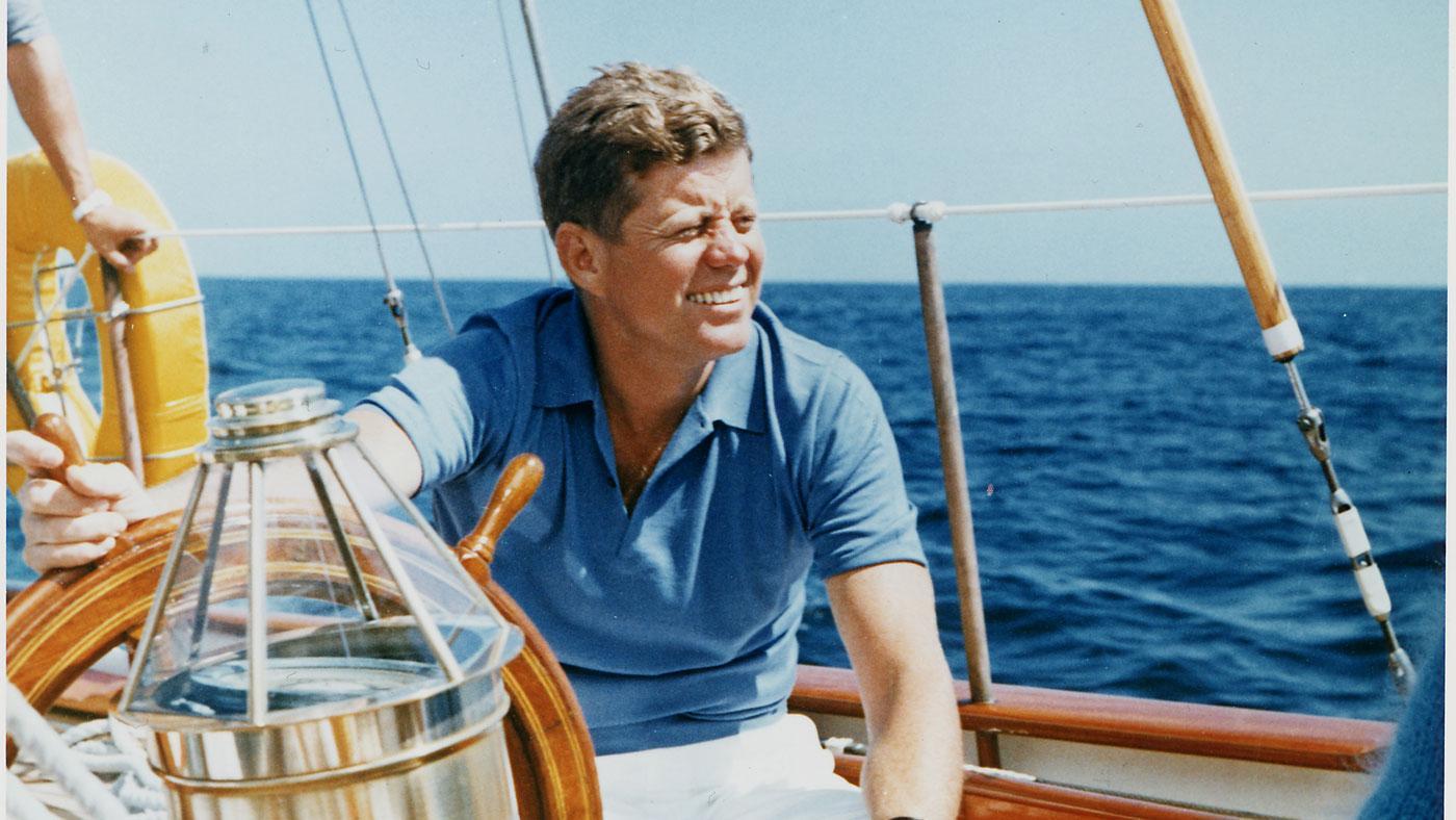 Where Did John F. Kennedy Live?