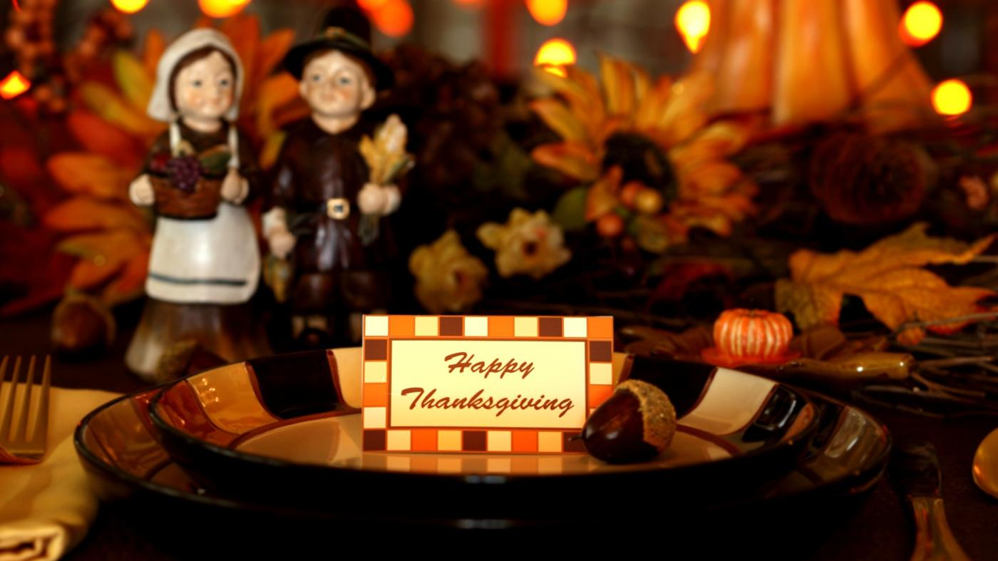 Why Did the Pilgrims Celebrate Thanksgiving?