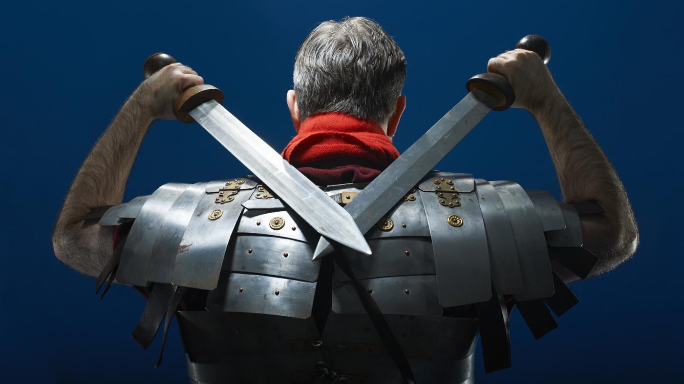 Where Did Roman Gladiators Fight?