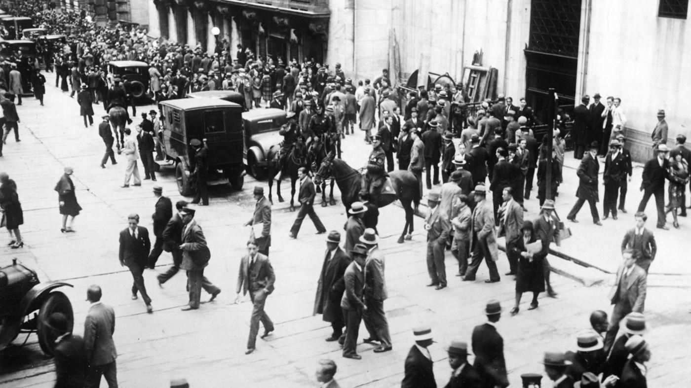 Why Did the Stock Market Crash in 1929?