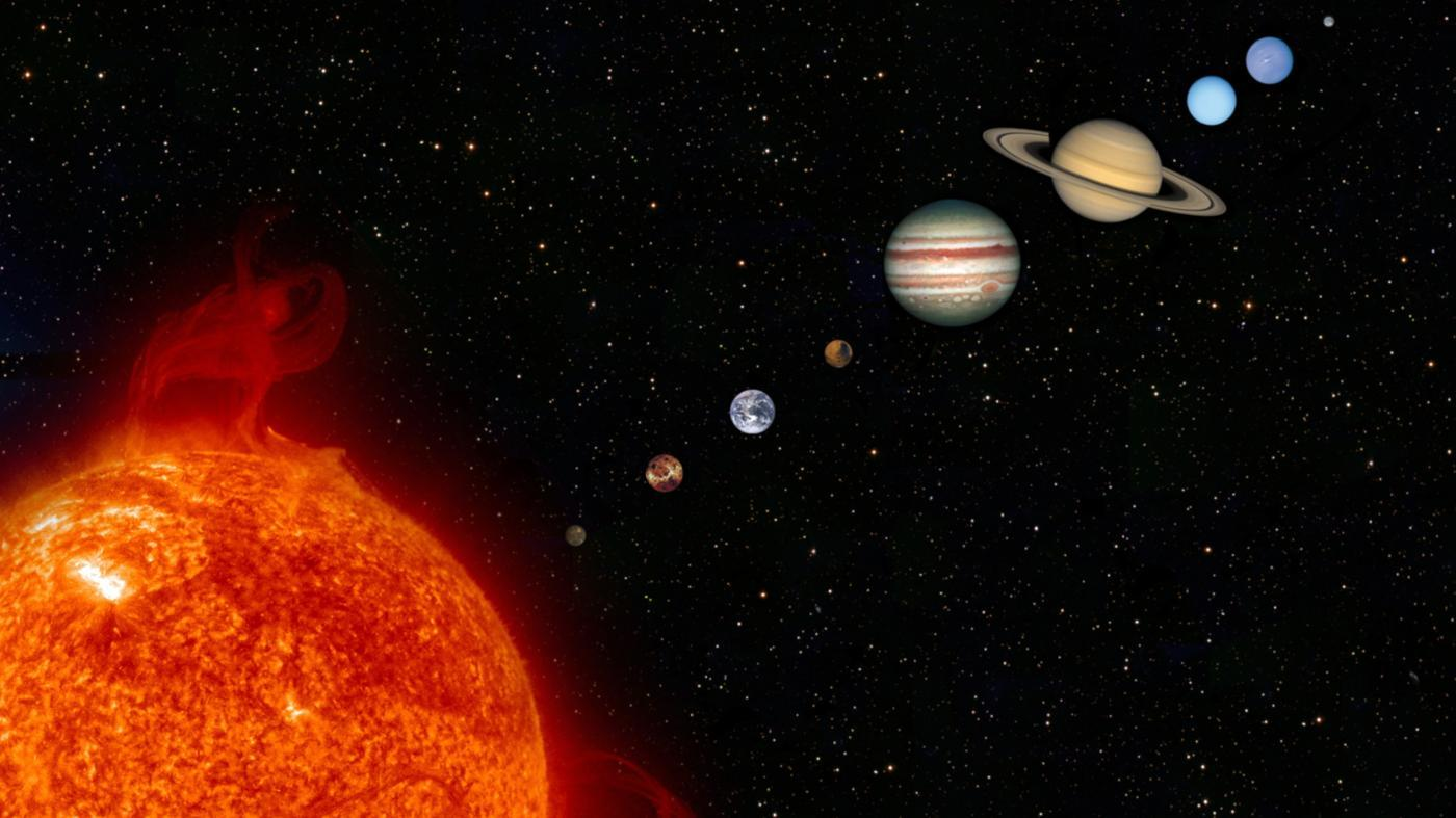 Do the Planets Travel Around the Sun in a Path Called an Orbit?