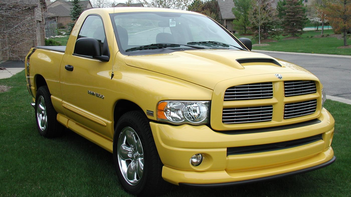 What Is a Dodge Ram Rumble Bee?