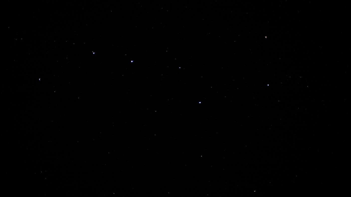 Does the Big Dipper Change Positions?
