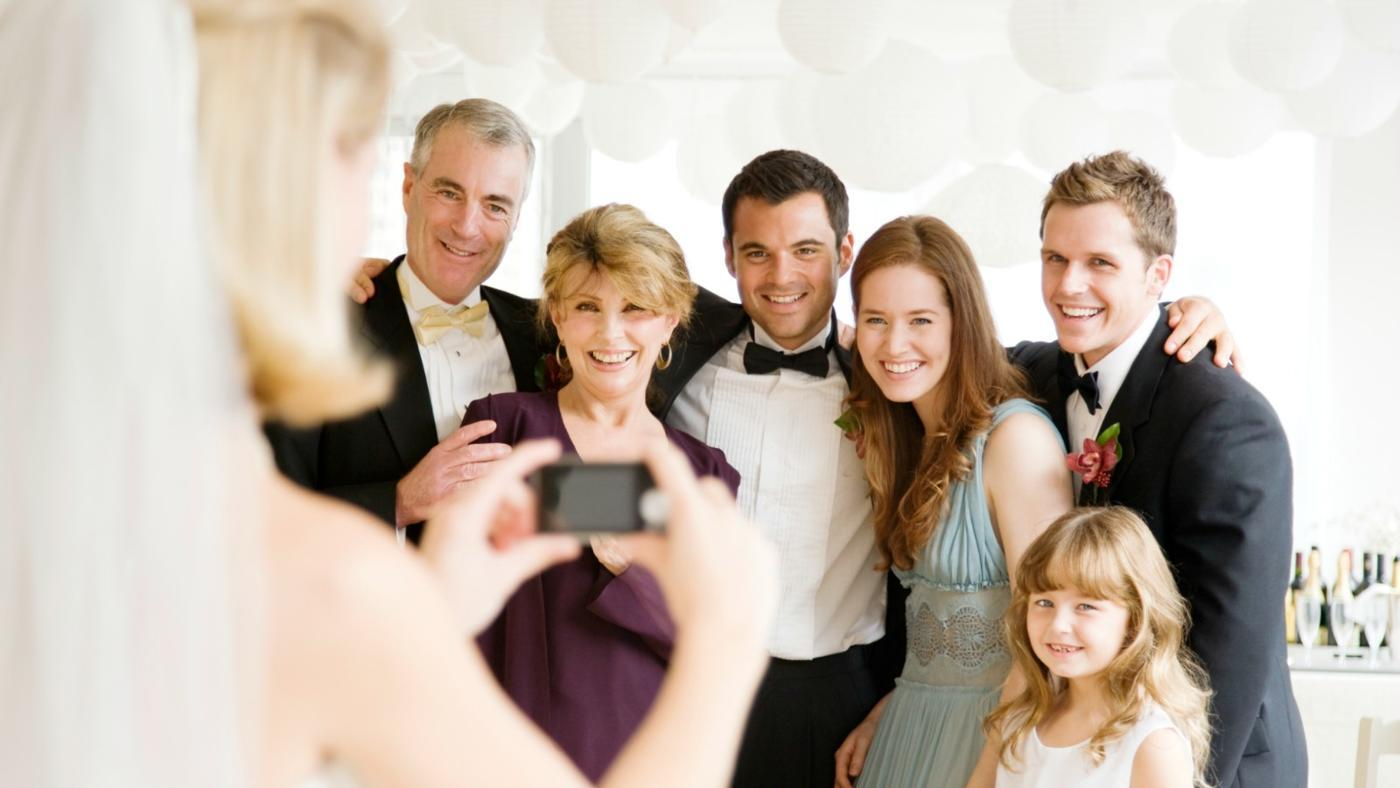 What Is the Dress Code for a Black-Tie Wedding?