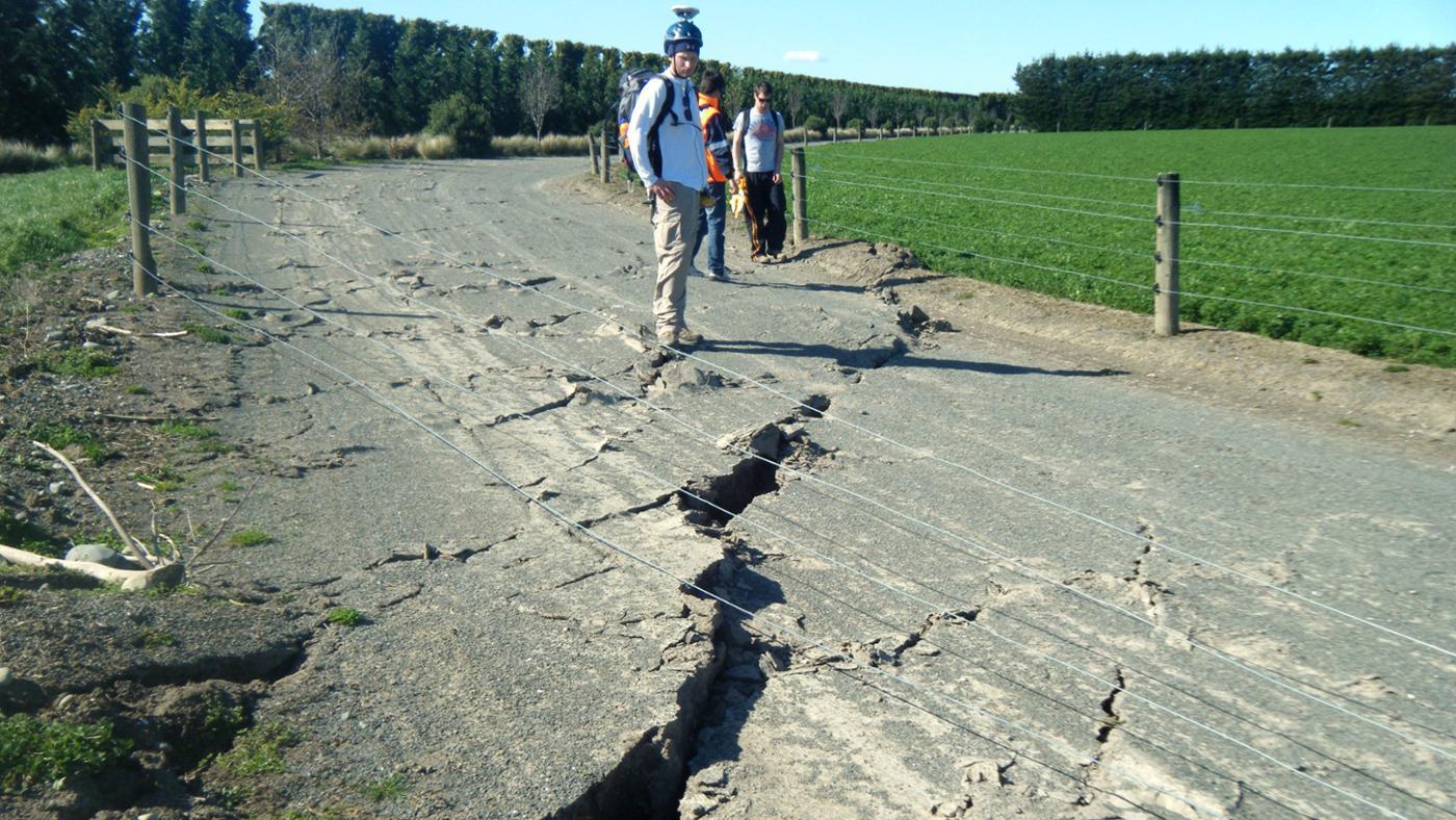 Where Do Earthquakes Form?