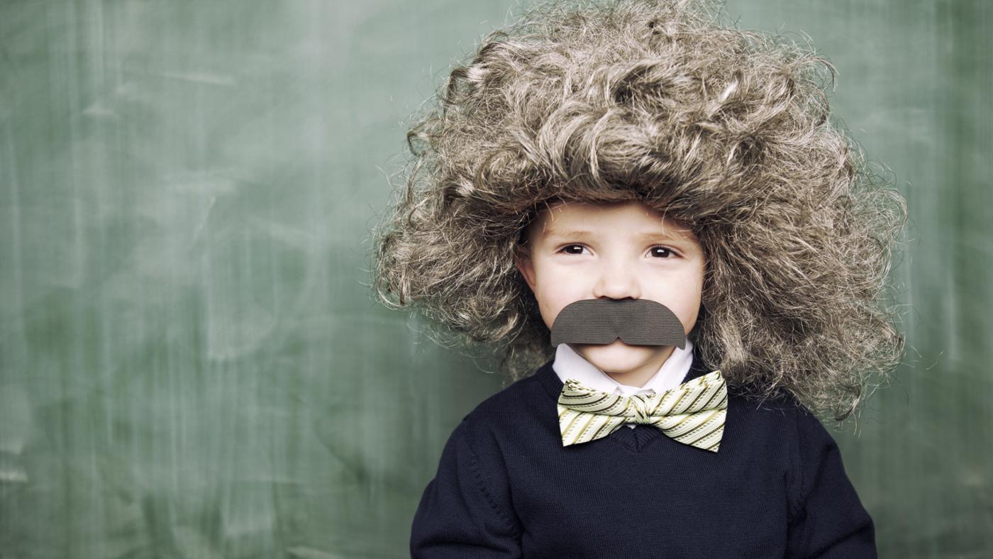 Was Einstein Brilliant As a Child?
