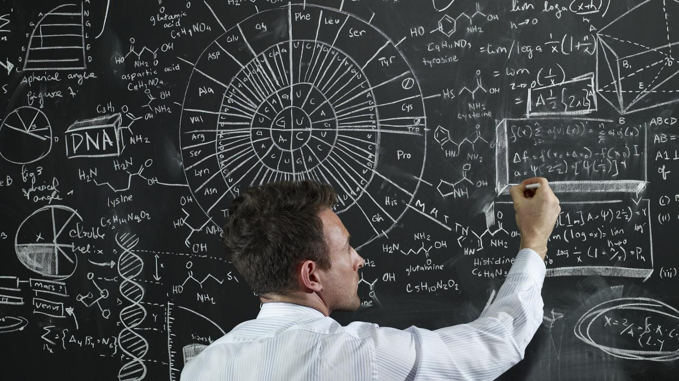 What Elements Are in Chalk?