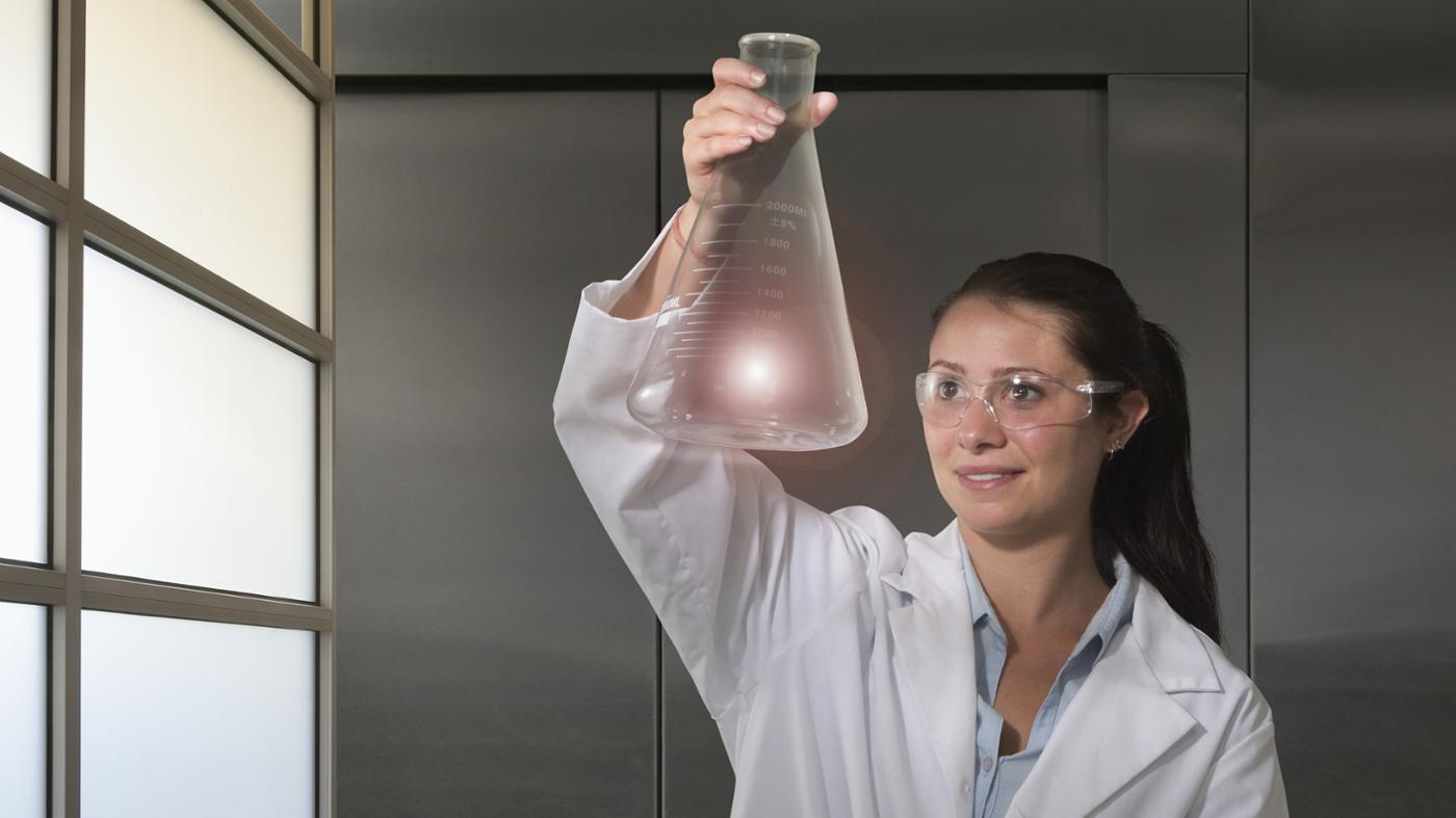 How Do Enzymes Speed up Chemical Reactions?