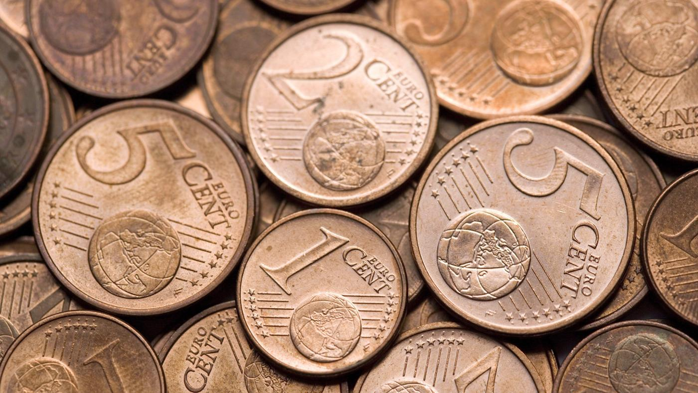 What Is the Euro Equivalent of a Penny?